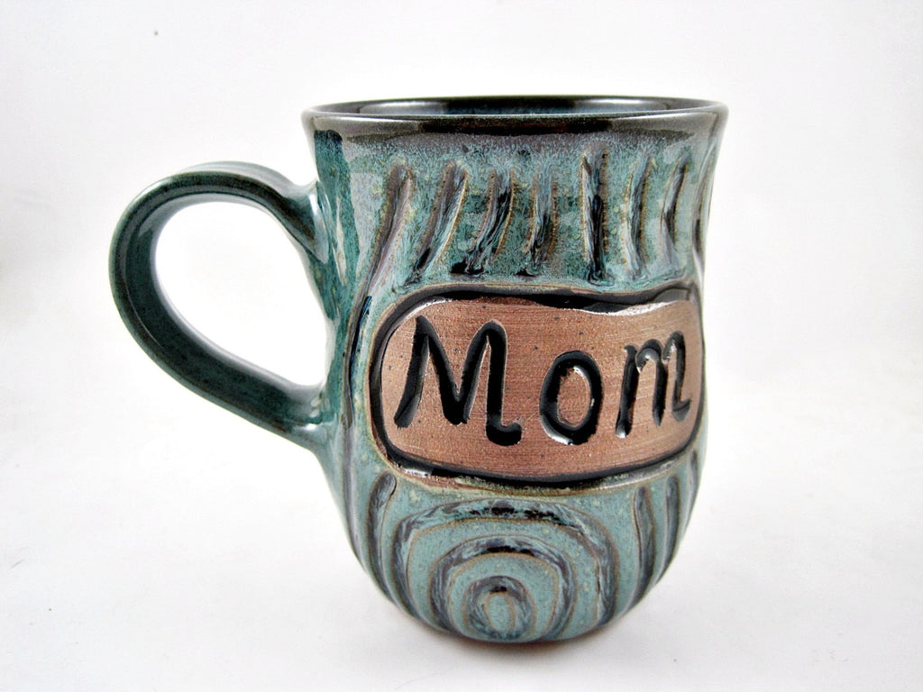 Handmade pottery - personalized pottery gift - Ning's Pottery