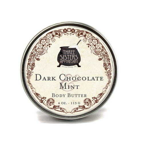 Dark Chocolate Mint Body Butter