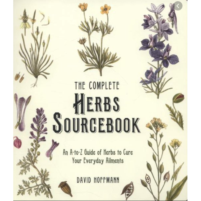 Complete Herbs Sourcebook By David Hoffman