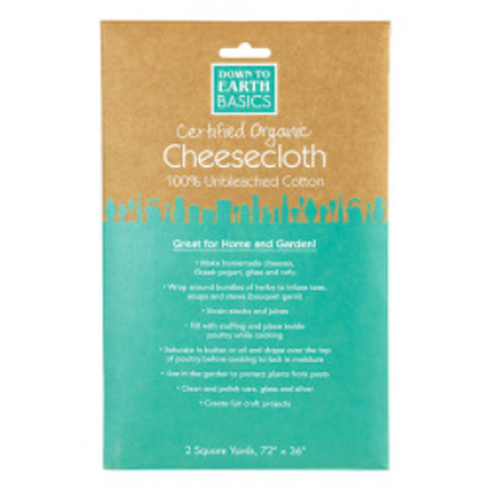 Cheesecloth Organic