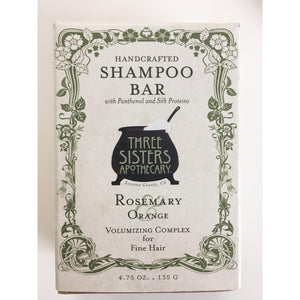 Shampoo Bar Rosemary Orange