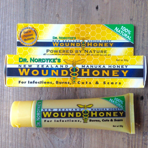 Wound Honey with Manuka