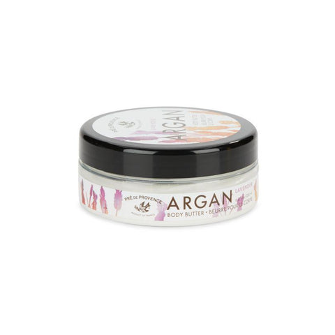 Argan Body Butters