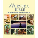 Ayurveda Bible By Anne McIntyre
