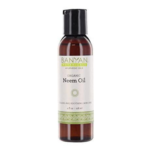 Neem Oil Organic 4 fl.oz.