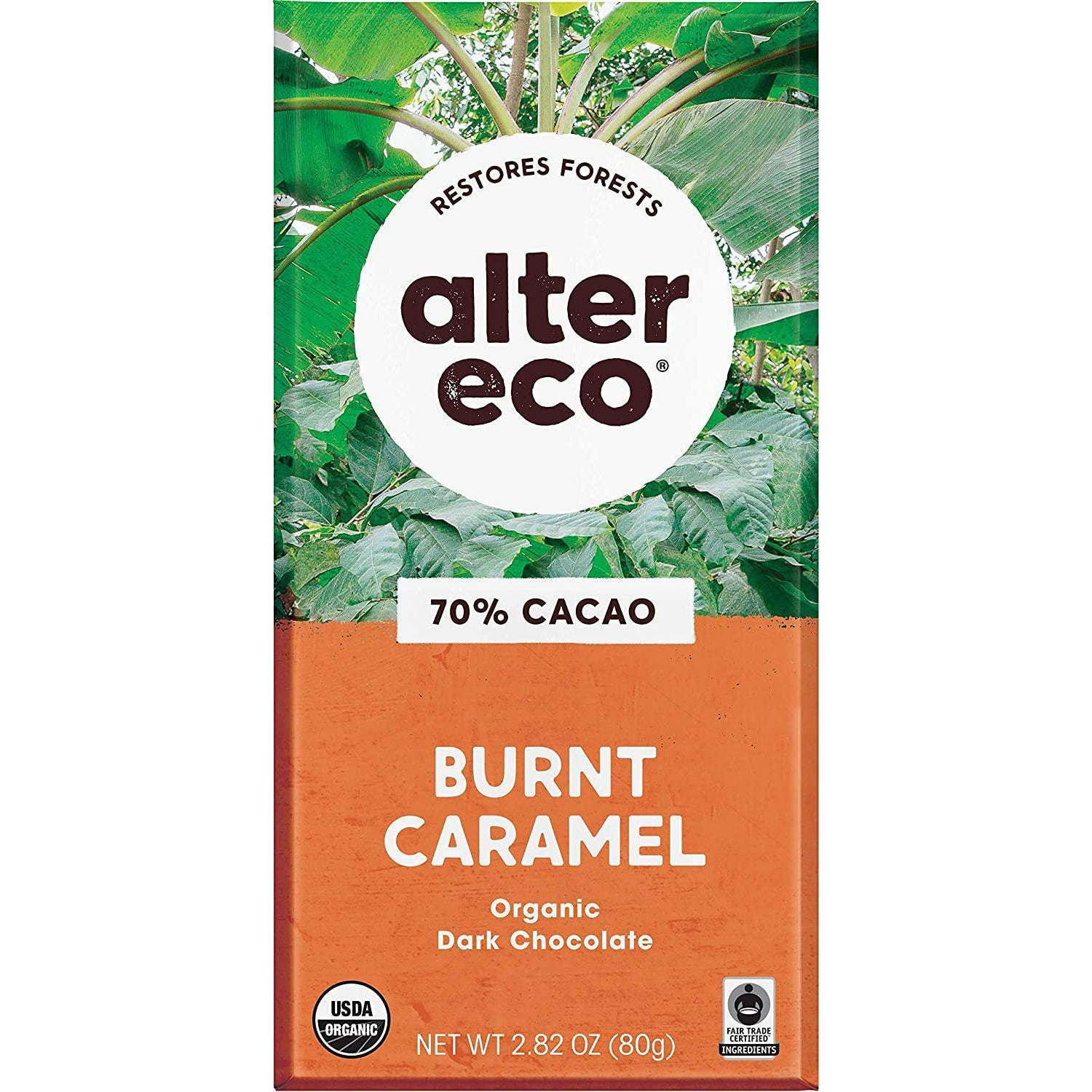 Alter Eco Chocolates