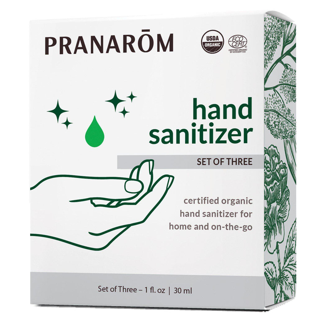 Hand Sanitizer Set of Three