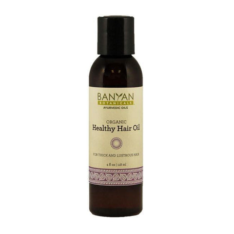 Healthy Hair Oil