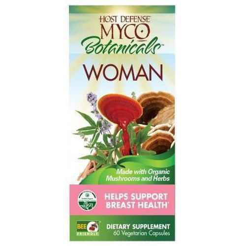 Host Defense Myco Botanicals Woman - BreastShieldƒ?› - Rosemary's Garden
