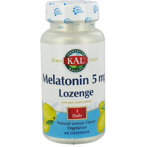 Melatonin - 60 lozenges