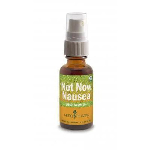 Herbs On The Go-Not Now Nausea