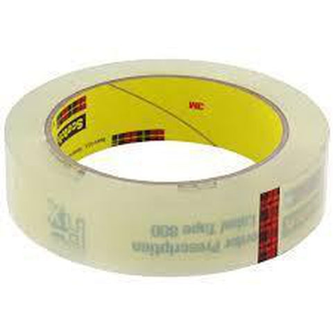 "Pharmacy Tape Roll 1"" Wide"