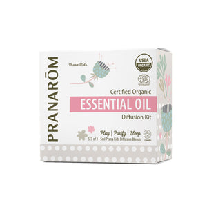 Pranakids Essential Oil Diffusion Kit