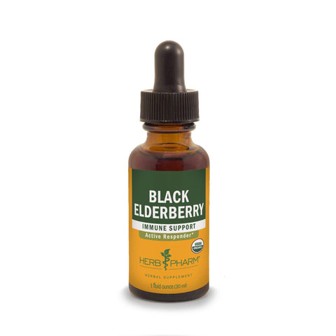Black Elderberry 1 fl.oz.