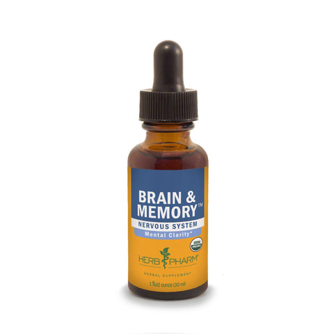 Brain & Memory 1 fl.oz.