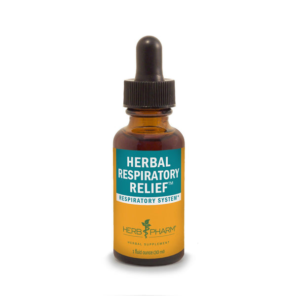 Herbal Respiratory Relief 1 fl.oz.