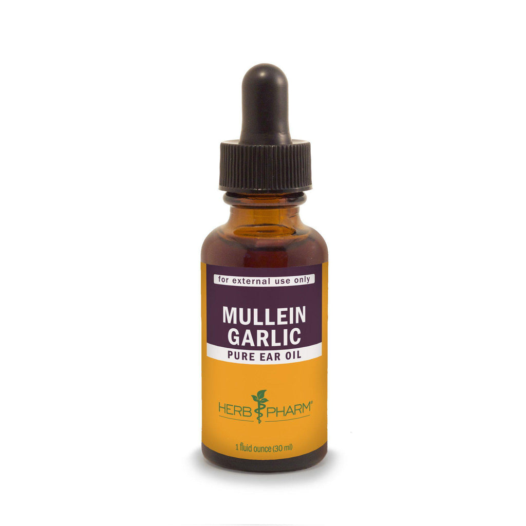 Mullein Garlic Ear Oil 1 fl.oz.