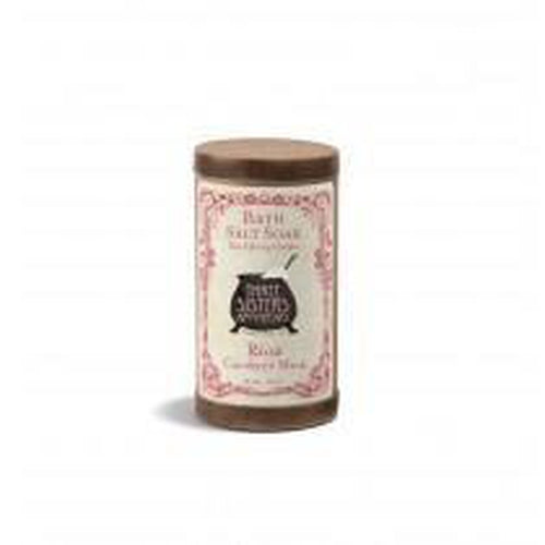 Bath Salt Soak Rose Coconut