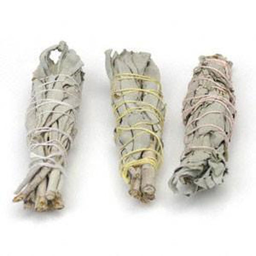White Sage (Baby Smudges) bag/3