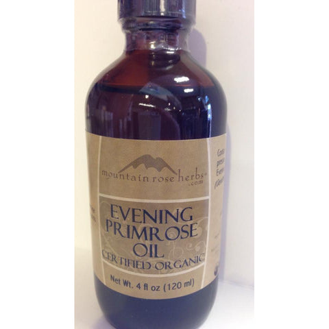 Evening Primrose Oil 4 oz. - Rosemary's Garden