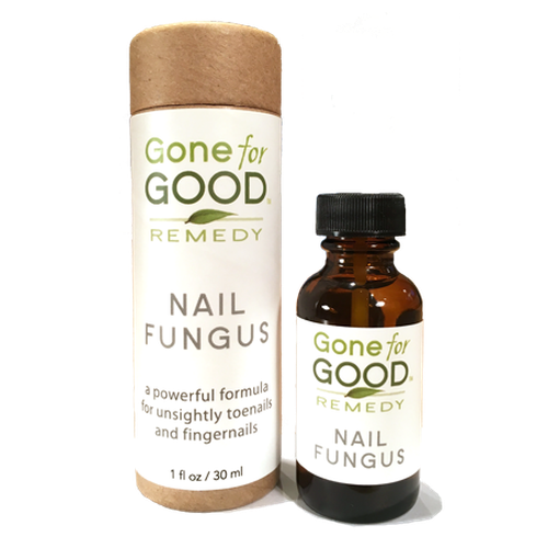 Gone for Good Remedy for Nail Fungus