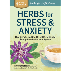Read - Herbs For Stress & Anxiety - Rosemary's Garden