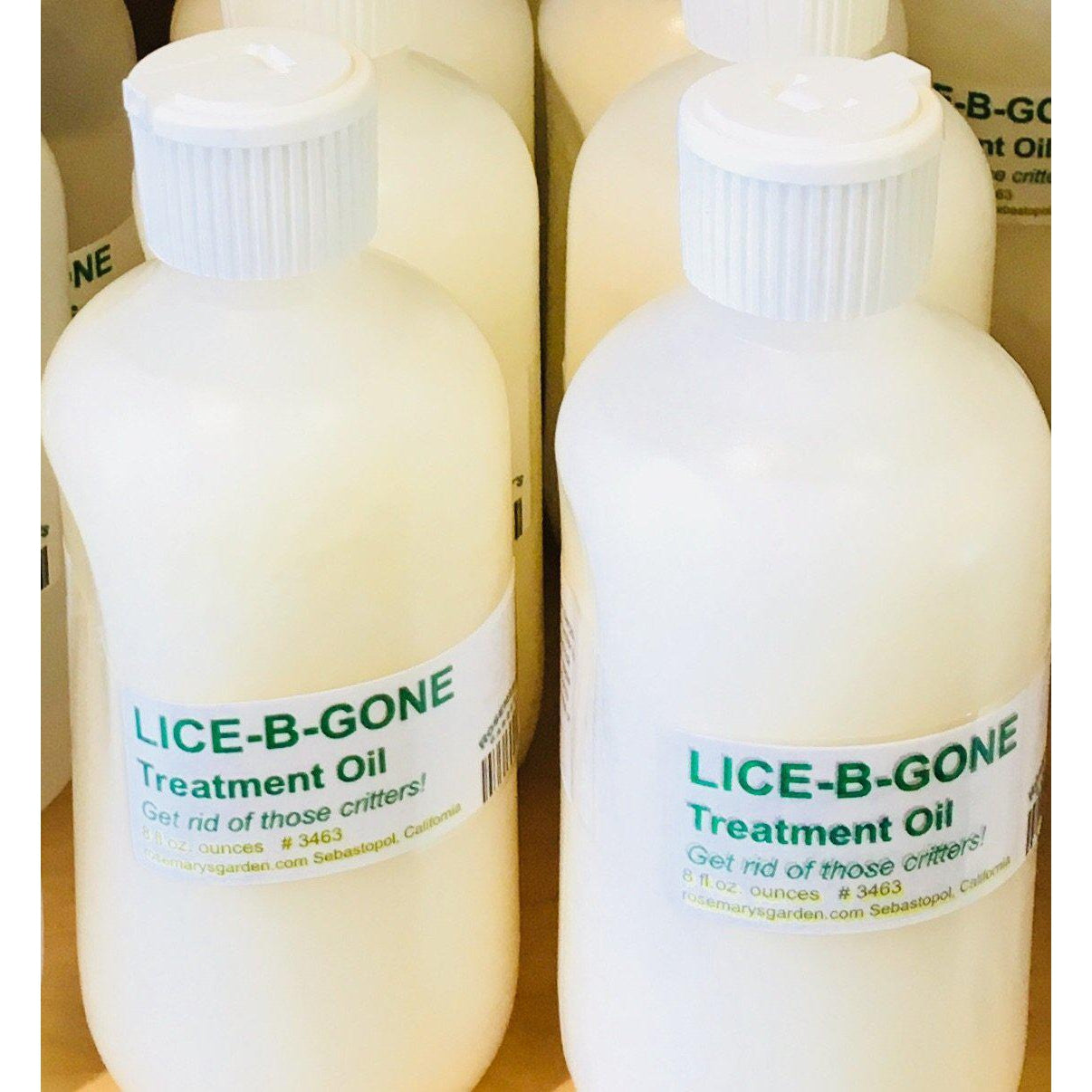 Lice-B-Gone Treatment 8 fl.oz.