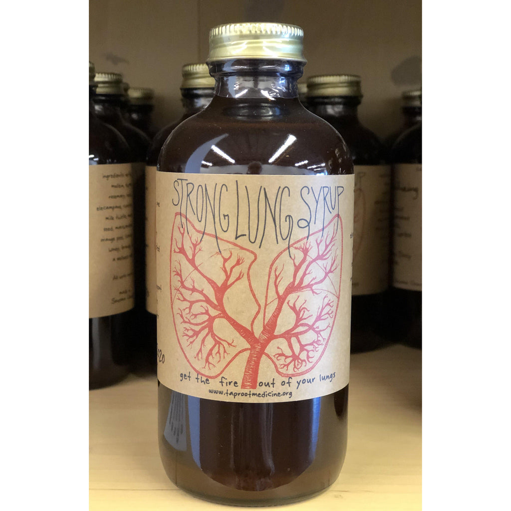 Strong Lung Syrup-8 oz.