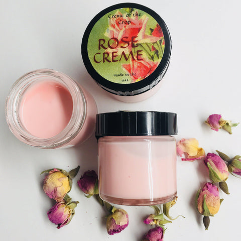 Rose Facial Cream 1 fl.oz.