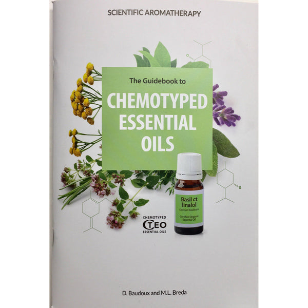 FREE Guidebook to Chemotyped Essential Oils with purchase of Pranarom Oils and with Priority Shipping.