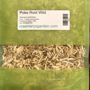 Poke Root Wildcrafted 2oz