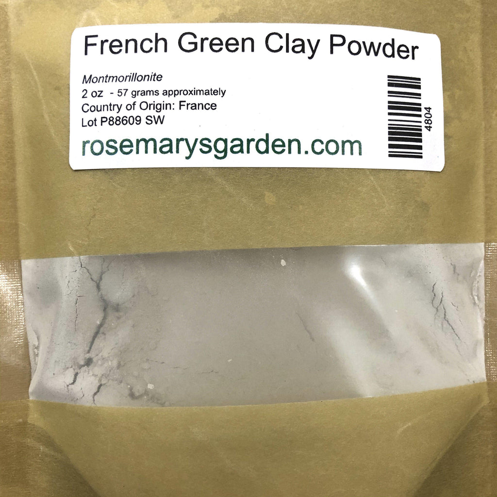 French Green Clay 2oz