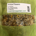 Arnica Flowers Whole 1oz