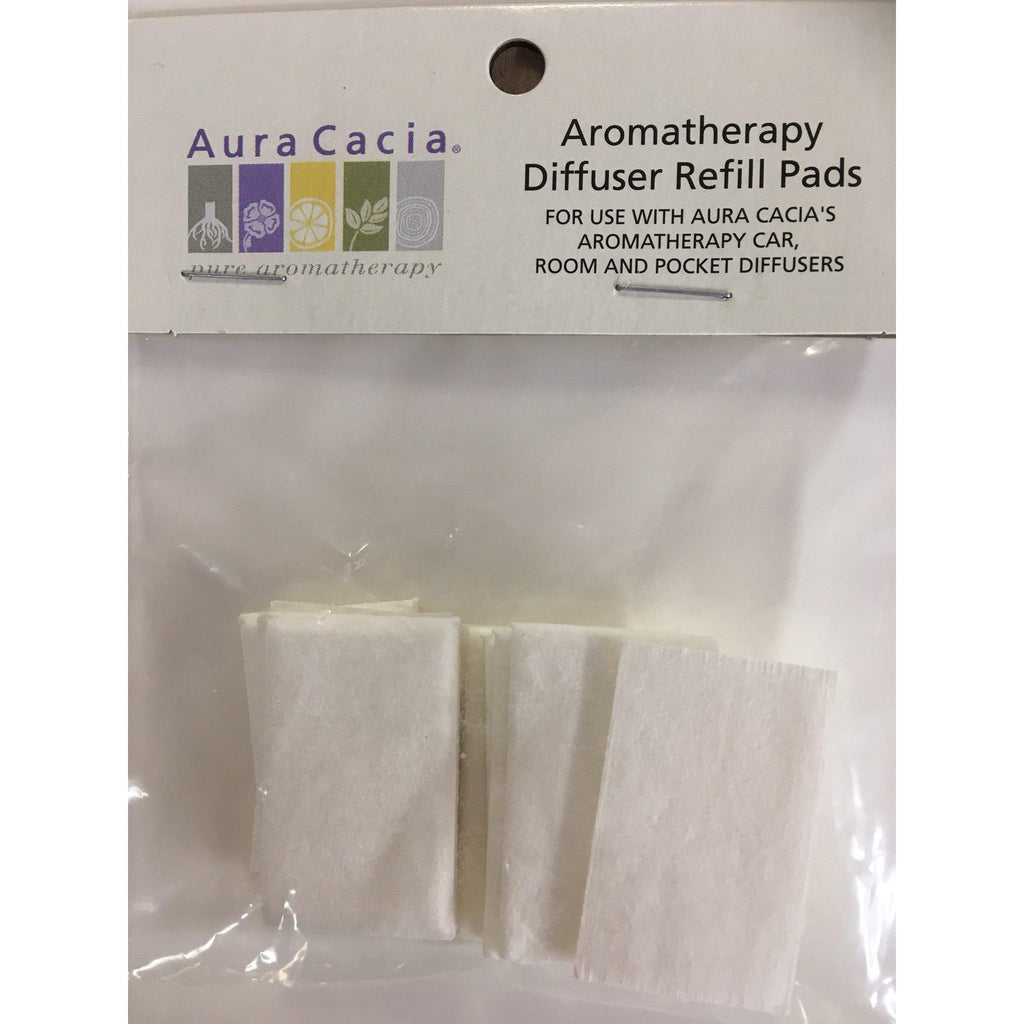 Aura Cacia car/room diffuser refill pads-pack of 10