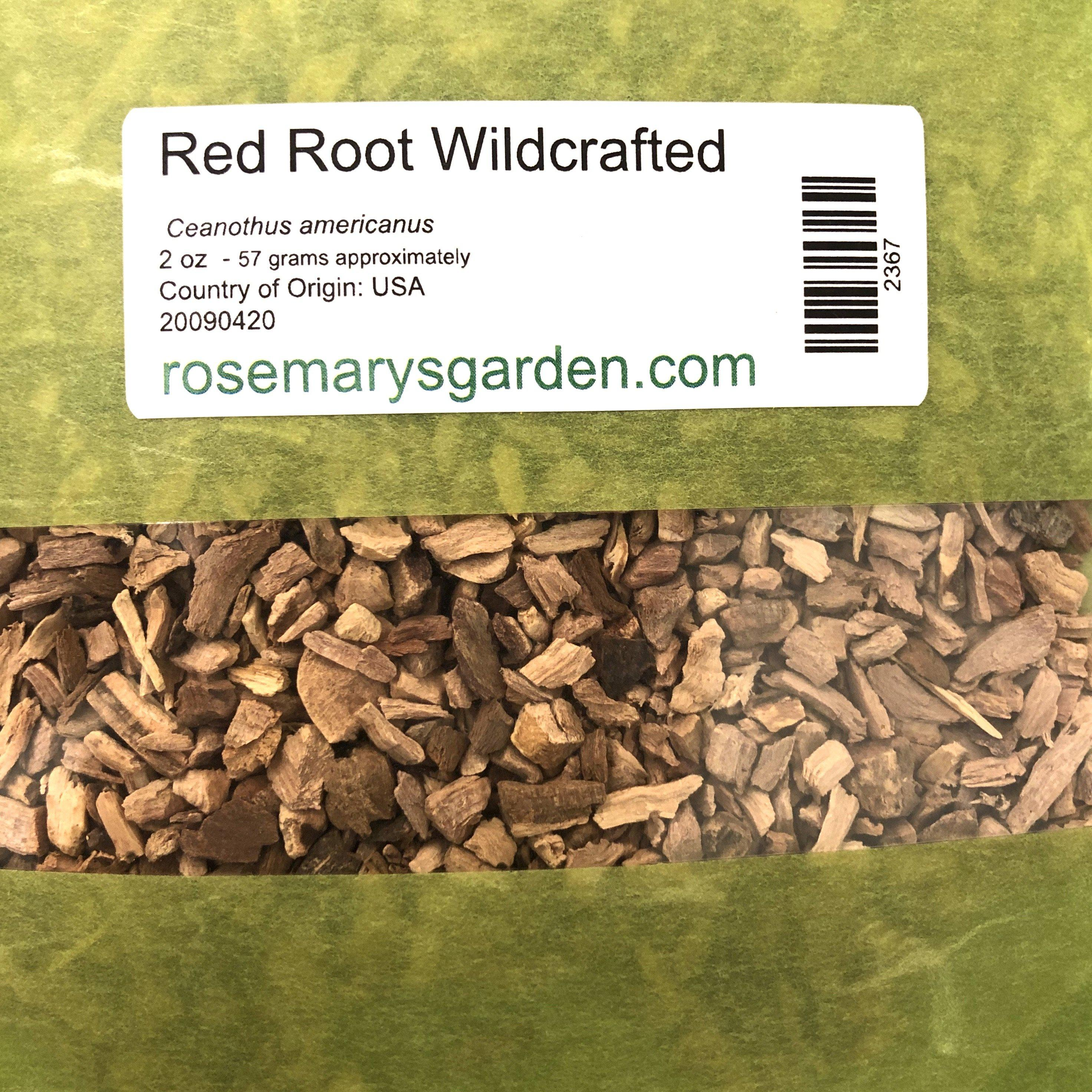 Red Root Wildcrafted 2oz