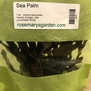 Sea Palm 1 oz