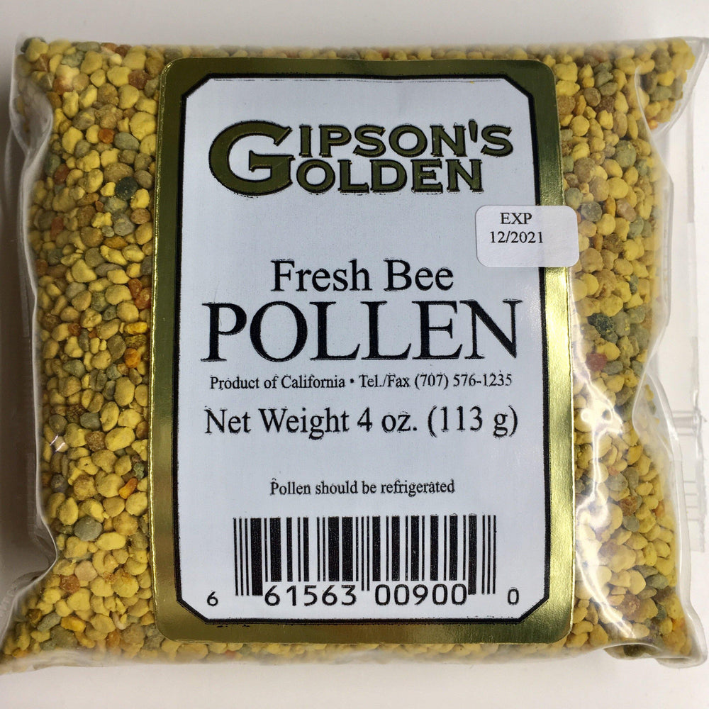 Bee Pollen 4 oz. Packet