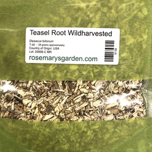 Teasel Root Wildcrafted 1oz