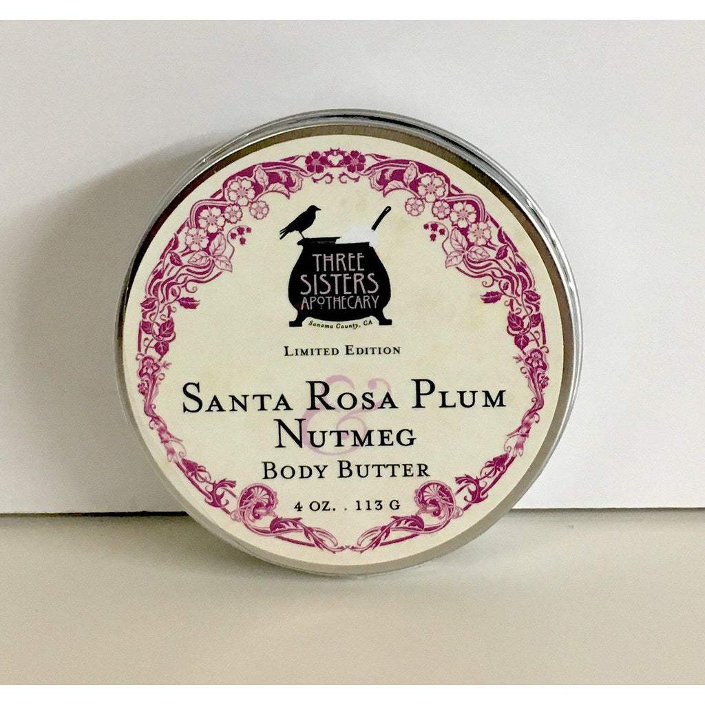 Body Butter Santa Rosa Plum & Nutmeg