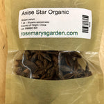 Anise Star Whole Organic 1oz