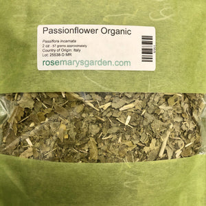 Passionflower Organic 2oz