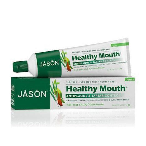 Jason Toothpaste Healthy Mouth