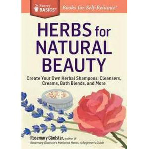 Read - Herbs For Natural Beauty - Rosemary's Garden