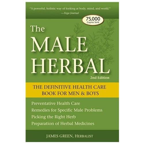 Read - Male Herbal - Rosemary's Garden