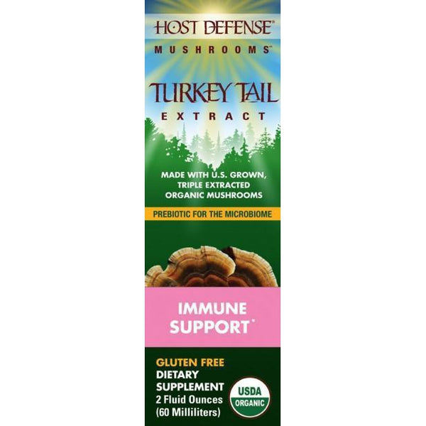 Turkey Tail 2 fl.oz.