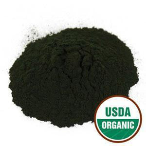 Chlorella Powder Organic 1 oz. - Rosemary's Garden