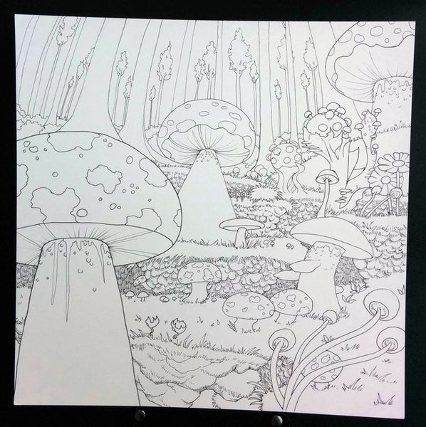 Legendary Landscapes: Coloring Book Journey - Colorworth - 2