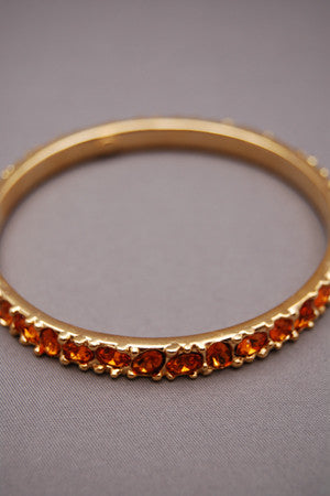 Crystal Pave Bangle