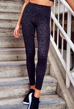Load image into Gallery viewer, Cheetah Print Legging