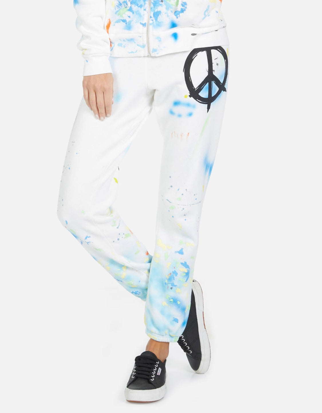 Gia Brush Peace Sweatpant